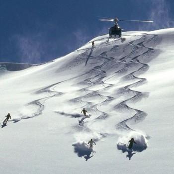 Ski in Nepal Himalaya Mera Peak