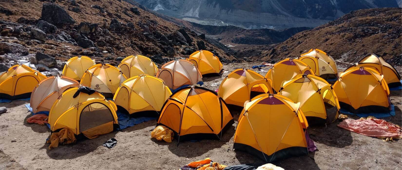 Mera Alpine Tent Camp
