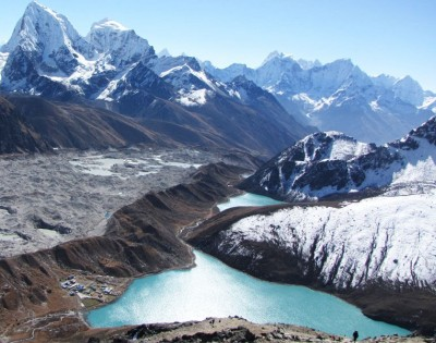 Everest Gokyo Cho La Pass Trek