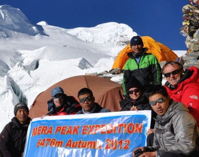 Mera Peak Climbing Photo