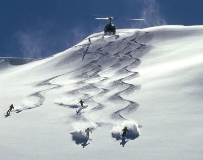 Ski in Mera Peak Himalaya Nepal